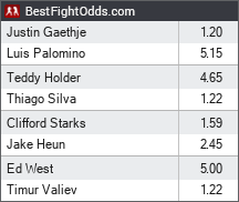 Wsof 22 betting odds harvest moon horse race betting